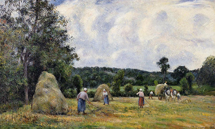 The Harvest at Montfoucault 2